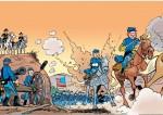 Les Tuniques bleues présentent ; Charge de cavalerie