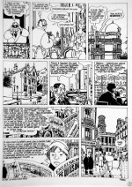 Tardi – planche « Adèle Blanc-Sec » de 1994 – lot 260