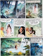 Will –  lot 285 : planche de 1988