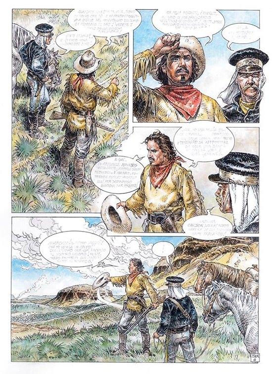 Página-de-Eleuteri-Serpieri-para-uma-edição-especial-de-Tex