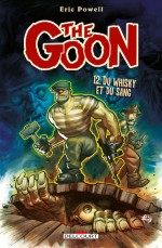 The Goon 12 cover