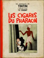 1ère version de la couverture (Casterman,1934)