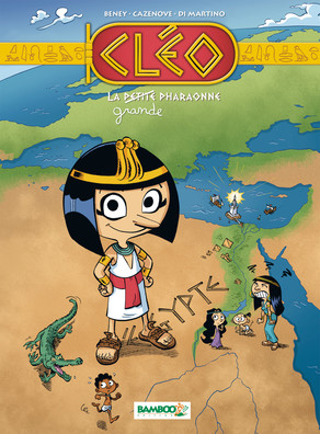 cleo couverture