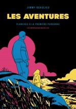 les aventures Jimmy Beaulieu couverture