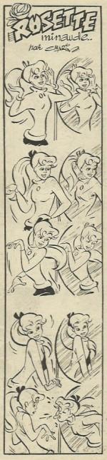 Un gag de Claude Martin paru dans le n° 22 du 1er mai 1954.