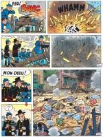 Les Tuniques bleues présentent page 94