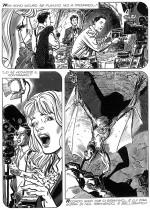 « Dylan Dog » par Davide Barzi (scénario) et Bruno-Brindisi (dessins).