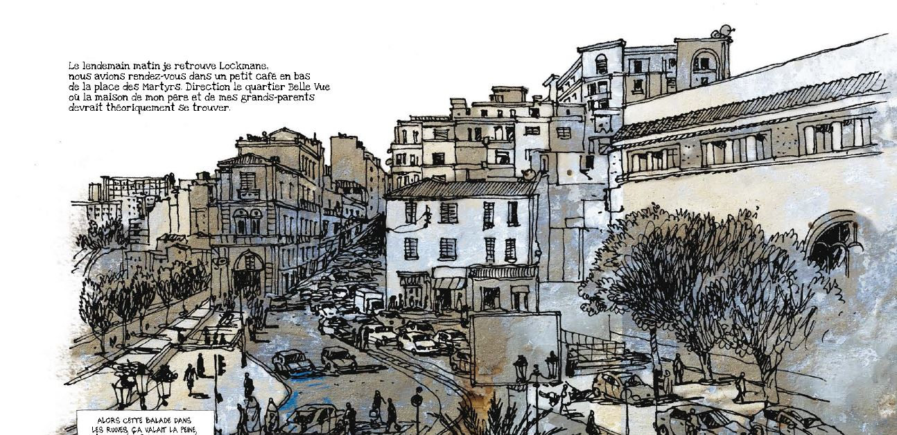 Algerie dessin