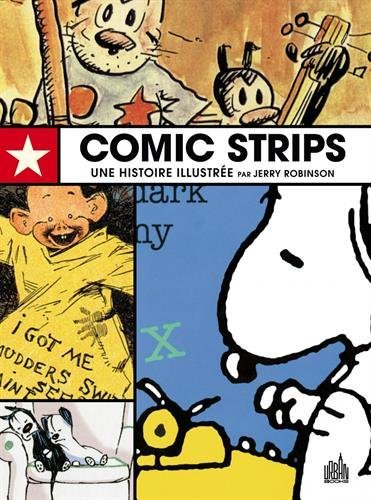 Comic strips Robinson