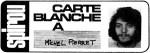 Dossier Pierret Les années Spirou 07 - Carte blanche Logo