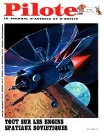 Dossier Pierret Les années Spirou 13 - SF Pilote 1968-471