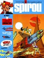 Dossier Pierret Les années Spirou 14 - Epoque SF Spirou 1975-1932 Yoko Tsuno