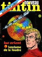Dossier Pierret Les années Spirou 14 - Epoque SF Tintin 1977-96 Luc Orient