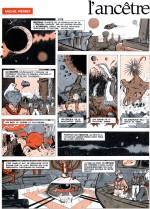 Dossier Pierret Les années Spirou 20 - L'ancêtre 01