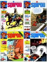 Dossier Pierret Les années Spirou 24 - A l'époque dans Spirou 01