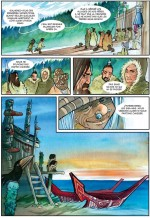 Haïda l'immortelle baleine page 7