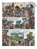 Menaces à Naples ! (Planche 7 ; Lombard, 2015)