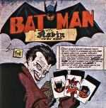 Première apparition du Joker.