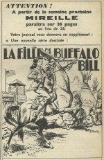 La Fille de Buffalo Bill