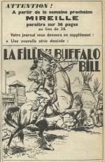 La Fille de Buffalo Bill