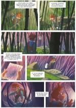 Les Mondes cachés l'arbre forêt page 20