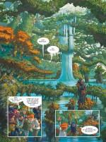 Les Mondes cachés l'arbre forêt page 34