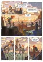 Les Mondes cachés l'arbre forêt page 8