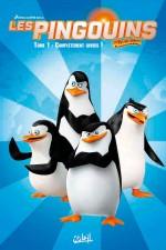 Les Pingouins de Madagascar couverture