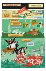 Les pingouins de madagascar p 14