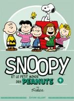 Peanuts 4 cover
