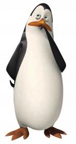 Les pingouins de madagascar Kowalski