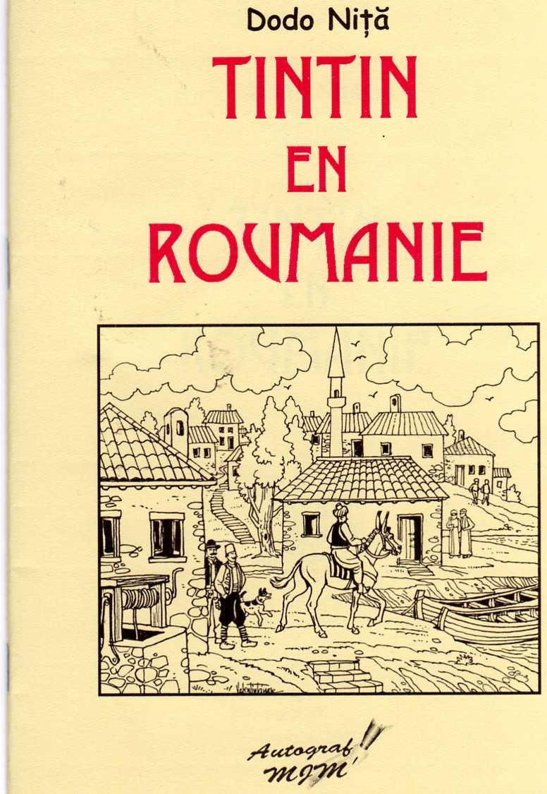 Tintin en Roumanie