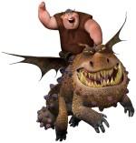 Dragons T1 : Tombé du ciel Varek & Bouledogre