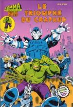 « Hulk » d'Herb Trimpe trauit en France.