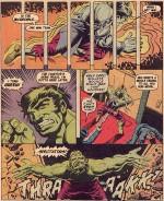 « Hulk » par Herb Trimpe.