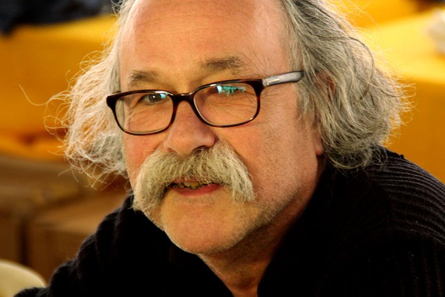 Bruno Léandri en dédicaces à Toulouse.