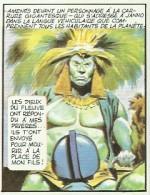 « L'Empire de Trigan T2  : Elekton en péril » (Glénat, 1982).