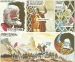« L'Empire de Trigan T3 : Le Royaume des derniers jours » (Glénat, 1983).
