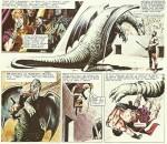 « L'Empire de Trigan T5 : Duel avec la mort » (Glénat, 1983).