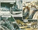« L'Empire de Trigan T9  : Les Cinq épreuves » (Glénat, 1986).