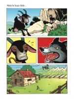 L a chèvre e M. Seguin  page 2