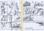 Roughs de Nicolas Debon pour le chantier de la 1ère construction