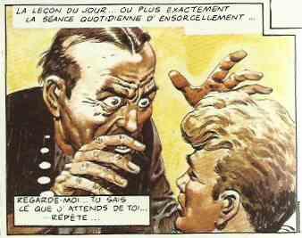 « L'Empire de Trigan T7 : Les Fils de l'empereur » (Glénat, 1984).