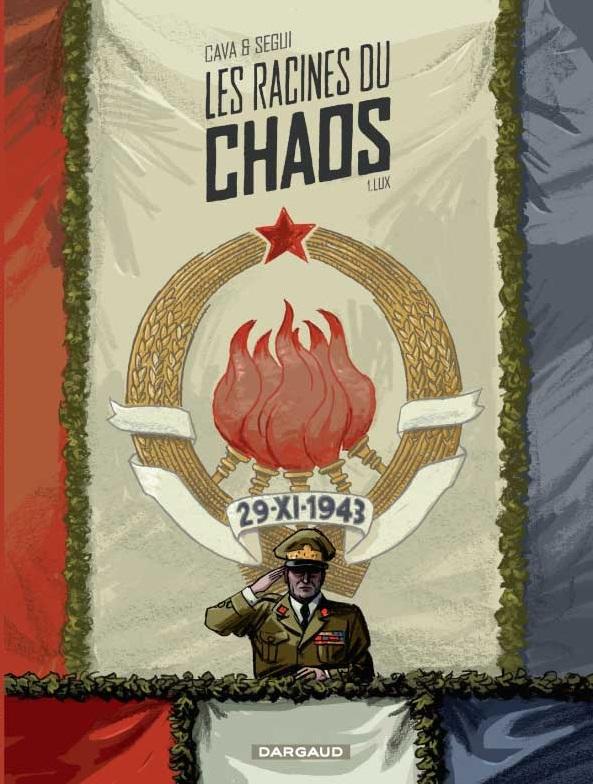 Les racines du chaos couverture tome 1 Lux