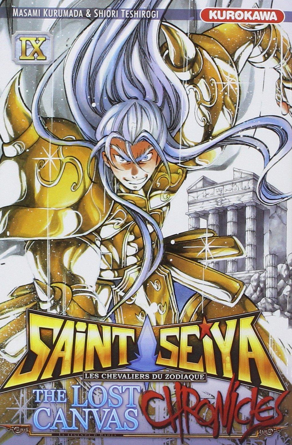 Saint Seya : The Lost Canvas, vol 9