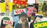 Les magazines des éditions Glénat...