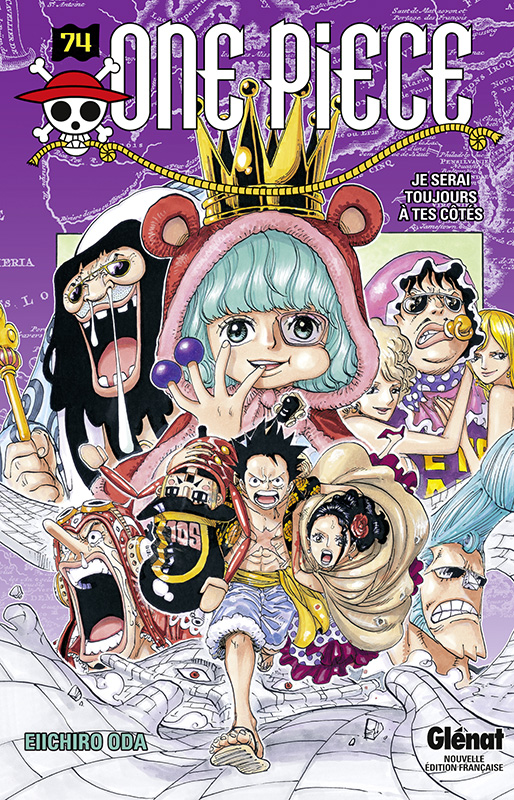 One Piece T64, Glénat
