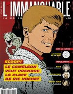 Annonce de la prépublication dans L'Immanquable n° 50 en mars 2015