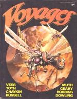 Couverture de Voyages n° 1.