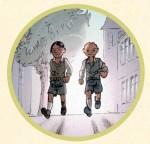 Eusèbe et François, Les Enfants de la Résistance